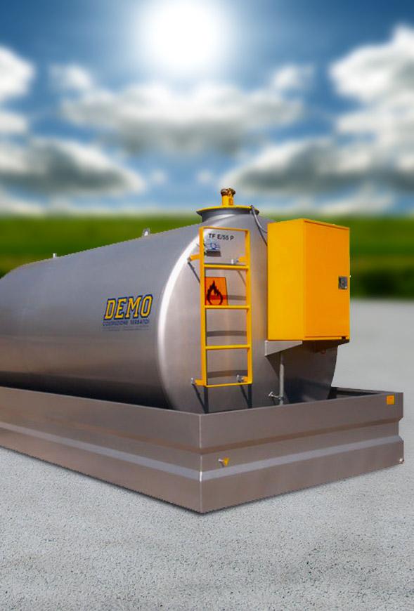 Fornitura Cisterne Omologate